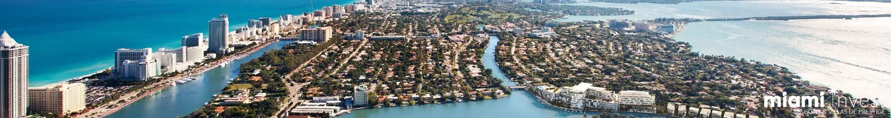 Maison & villas de prestige de Miami