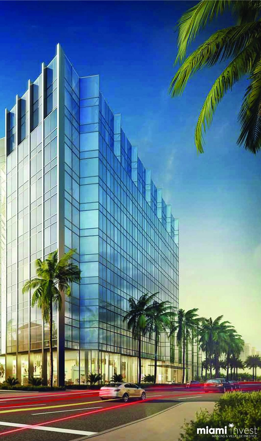 croissance de l'économie de Miami