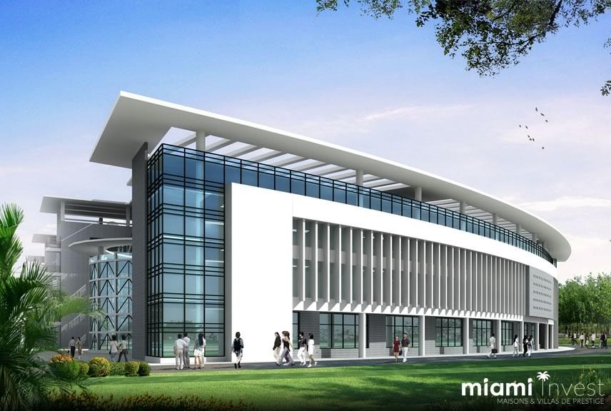hôpital de Miami
