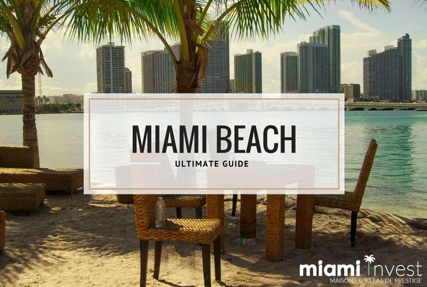 À propos de la ville de Miami