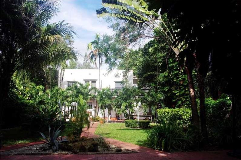 Villa de l'extérieur
