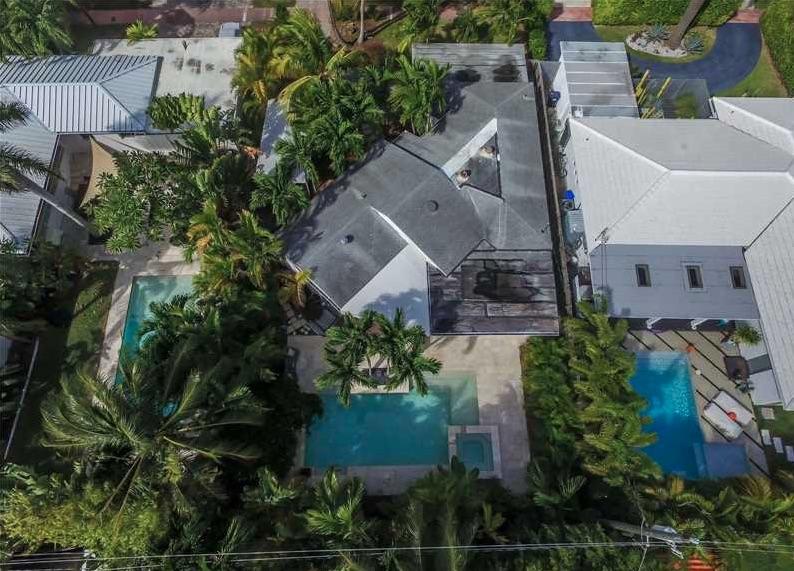 Villas de charme 920 north shore dr miami beach fl for Acheter maison miami